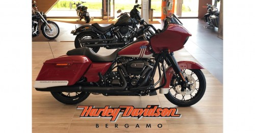 FLTRXS ROAD GLIDE SPECIAL BILIARD RED/STONE WASHED WHITE PEARL