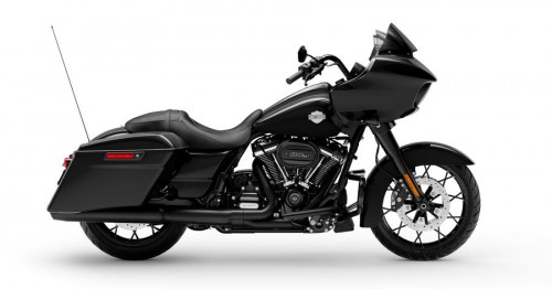 FLTRXS ROAD GLIDE SPECIAL VIVID BLACK / BLACK FINISH