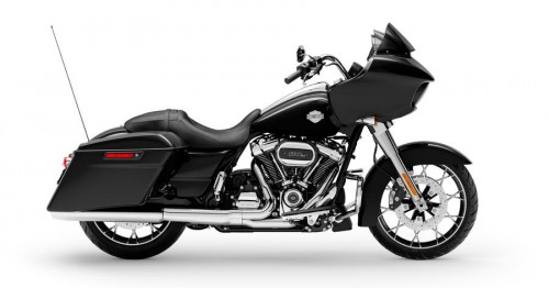FLTRXS ROAD GLIDE SPECIAL VIVID BLACK / CHROME FINISH