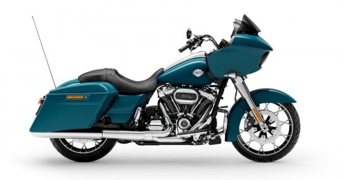 FLTRXS ROAD GLIDE SECIAL BILIARD TEAL / CHROME FINISH
